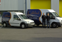 The Calidad Team - Kitchen Fitters